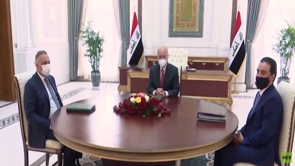 الرئيس العراقي يصدق على قانون الانتخابات