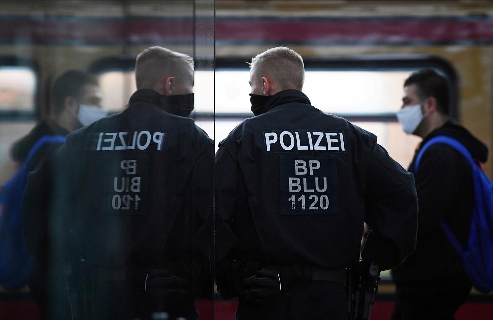 شرطة ألمانية (صورة تعبيرية)