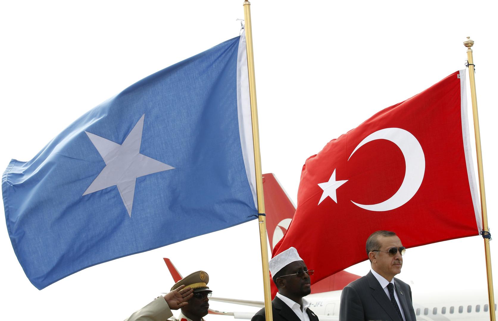 تركيا تسدد ديون الصومال لصندوق النقد الدولي