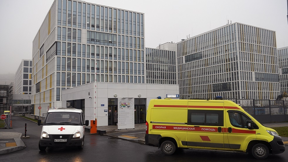لليوم الثاني.. روسيا تسجل أكثر من 20 ألف إصابة بكورونا