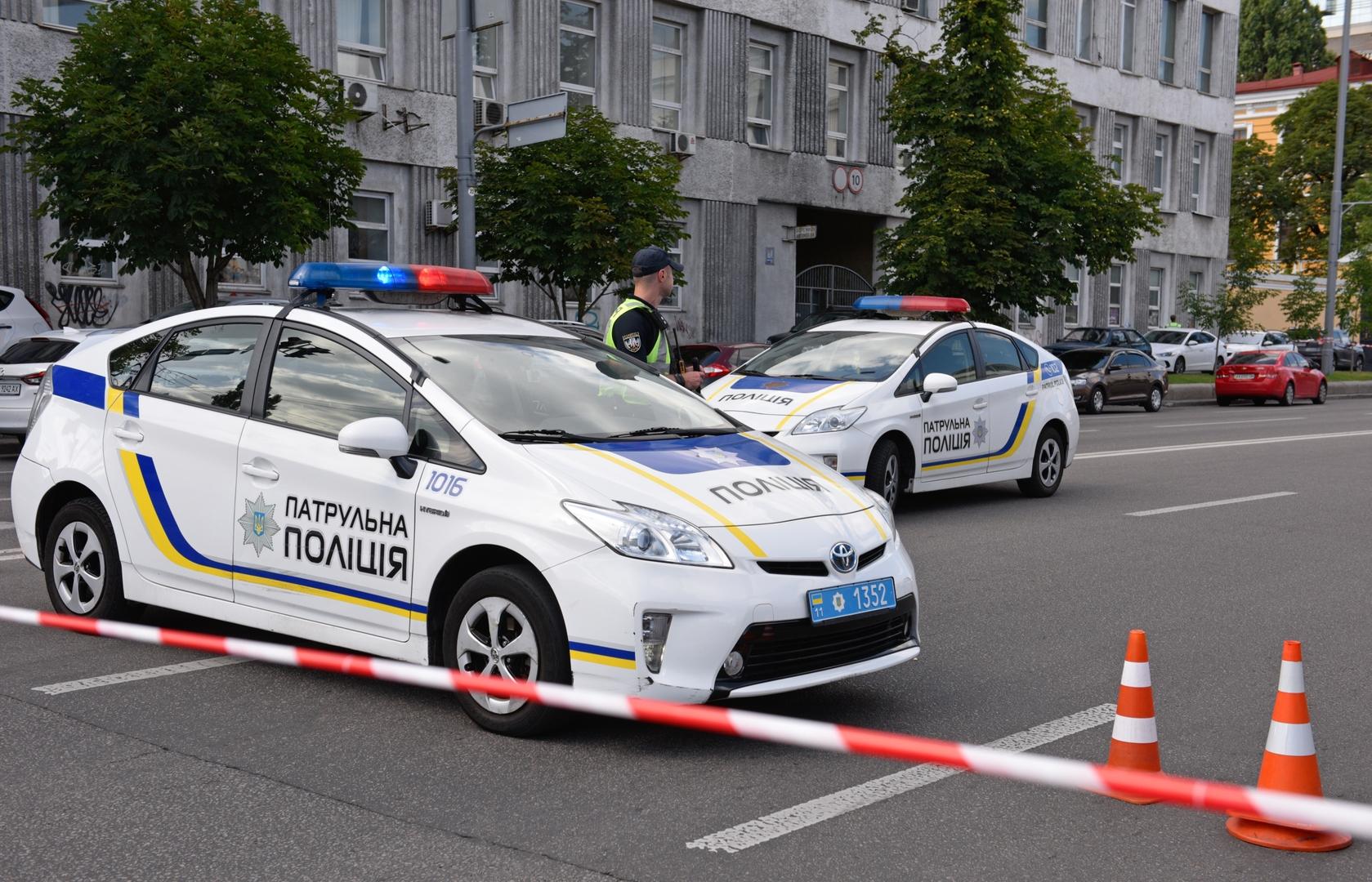 الشرطة الأوكرانية: قتيلان و8 جرحى جراء هجوم بسكين في مدينة كريفوي روغ