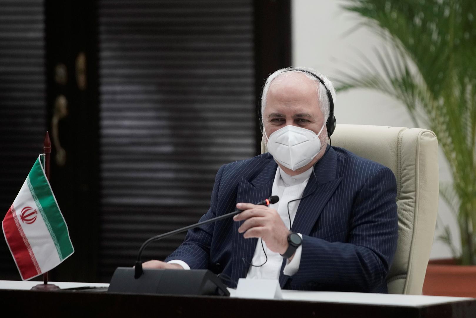 وزير الخارجة الإيراني محمد جواد ظريف