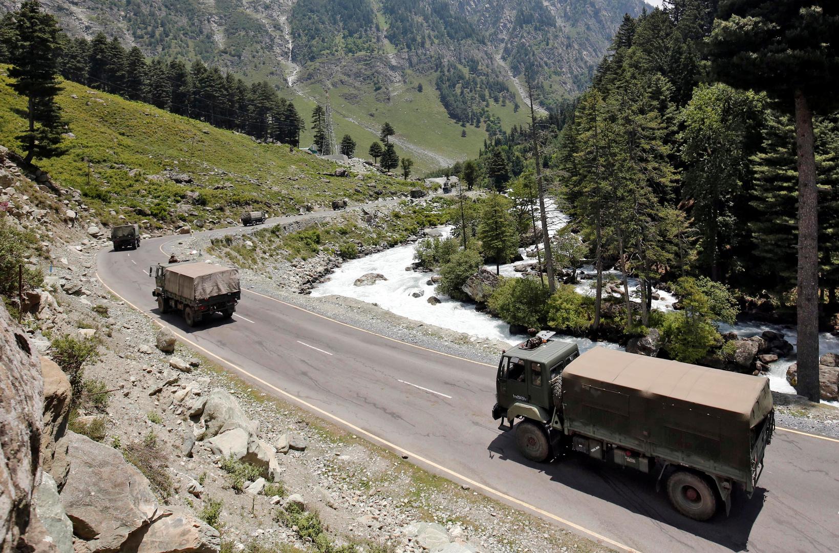 الهند والصين تتوصلان لاتفاق حول الوضع على الحدود