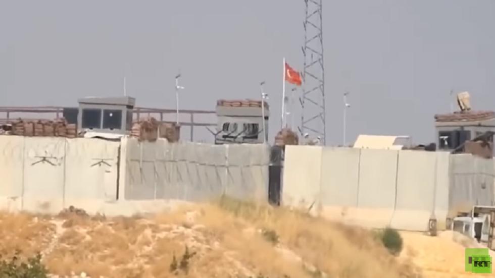 الإعلام السوري: الجيش التركي يخلي