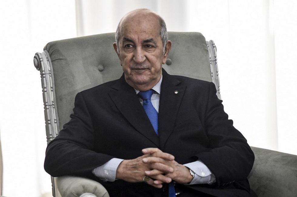 الرئاسة الجزائرية تؤكد لـRT تحسن صحة الرئيس تبون