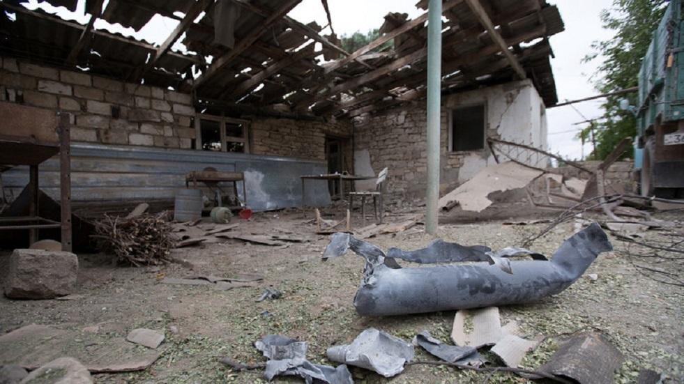 يريفان: إسقاط طائرتين أذربيجانيتين بدون طيار