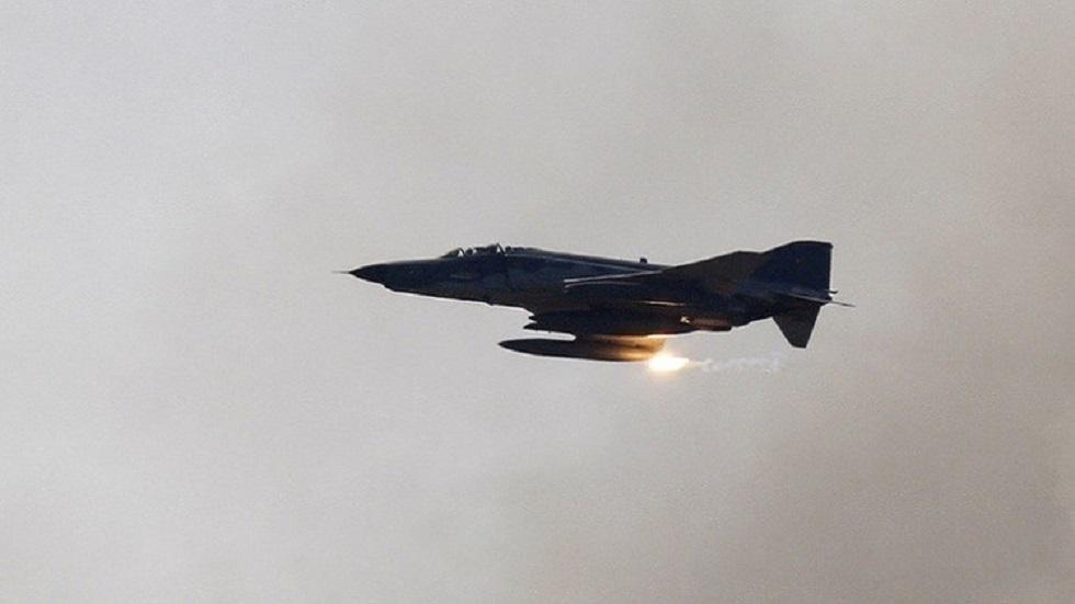 طائرات حربية تركية - أرشيف