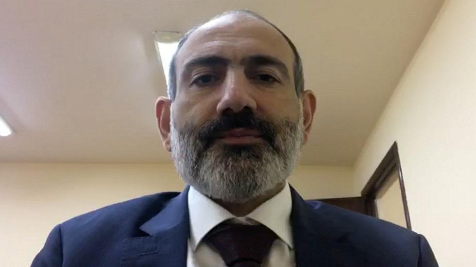 باشينيان يوضح سبب موافقته على اتفاق قره باغ