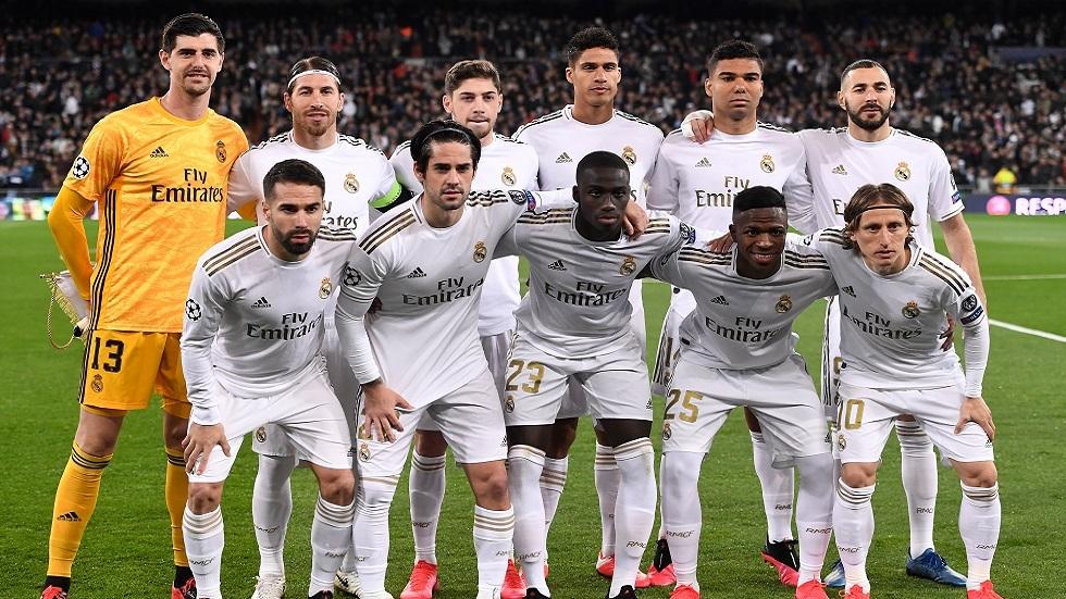 لاعبو ريال مدريد يوبخون زميلهم