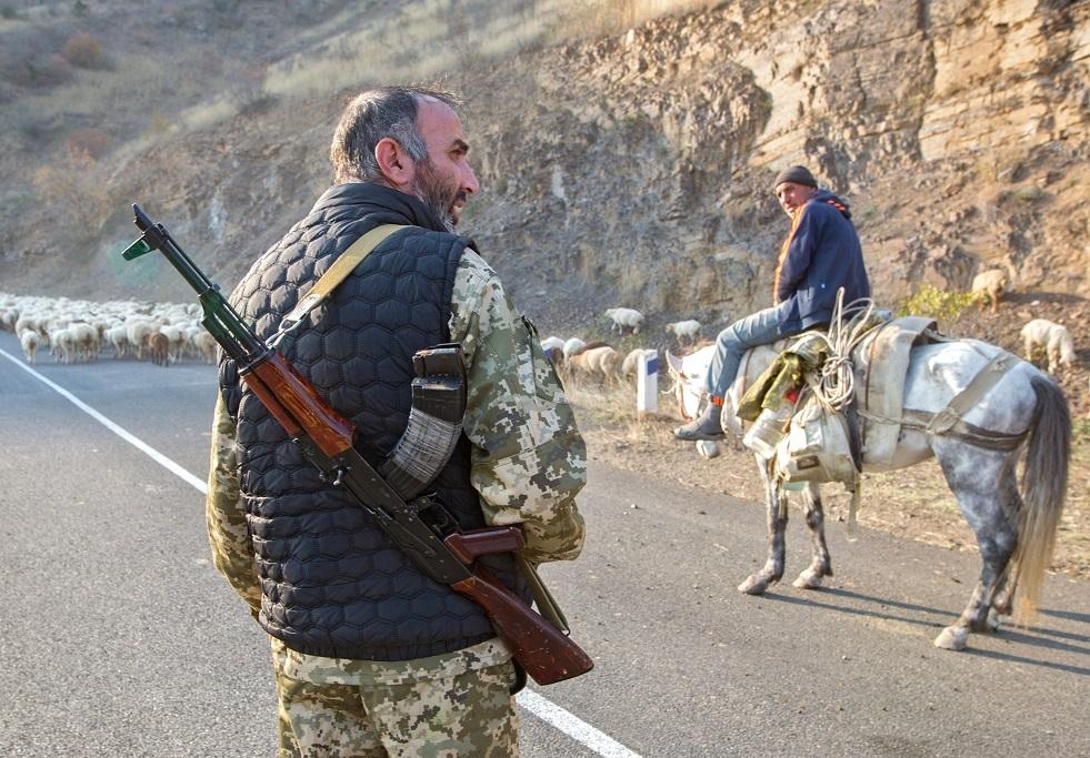 رئيس جمهورية قره باغ: الجيش كان يفتقد للأسلحة الحديثة