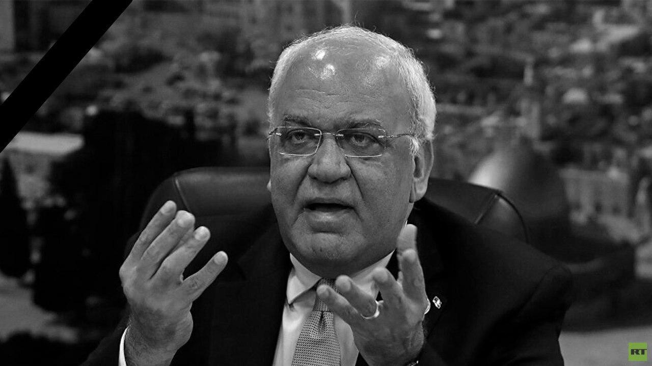 الرئيس الفلسطينيينعى القيادي عبد الرحيم ملوح
