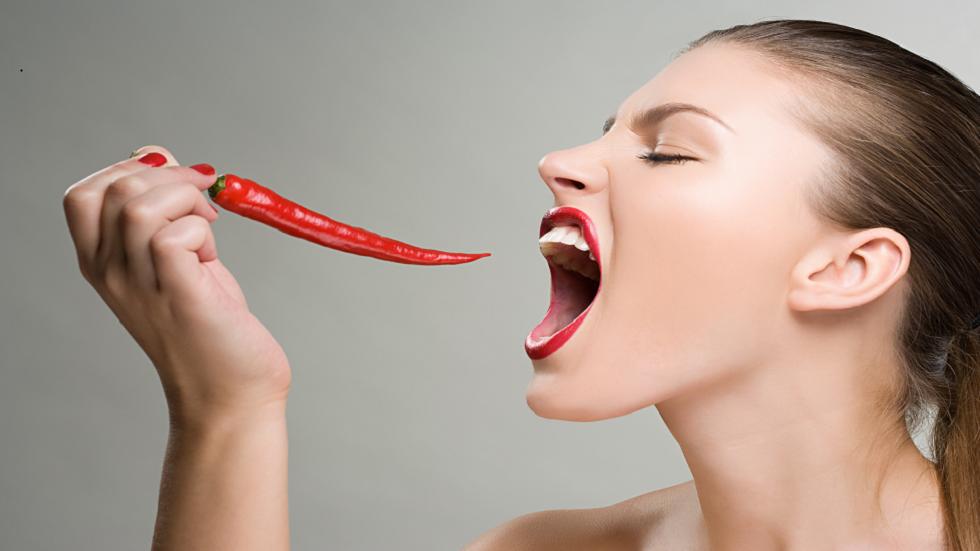 دراسة تزعم الكشف عن أثر صحي رائع لتناول الفلفل الحار!