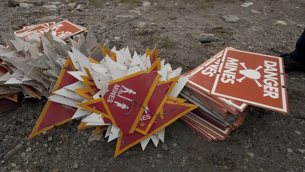 بريطانيا: جزر فوكلاند خالية من الألغام بعد 38 عاما من الحرب