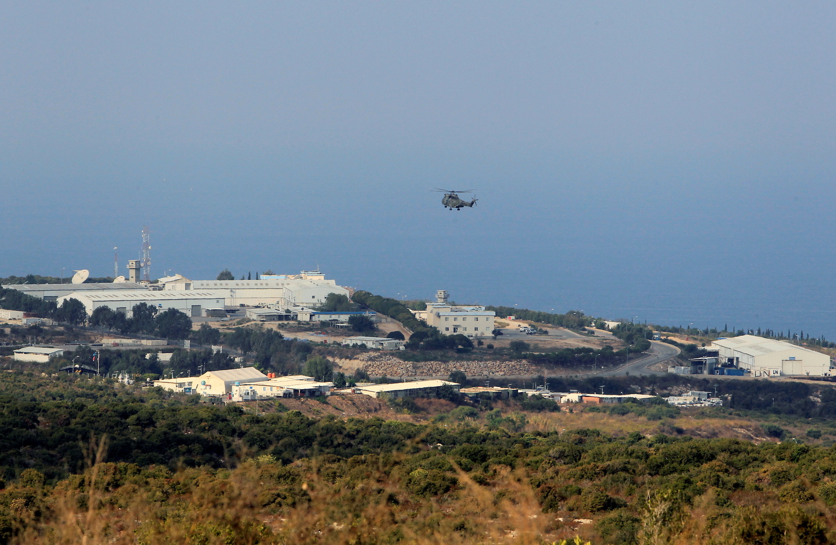 لبنان وإسرائيل يعقدان جلسة رابعة من مفاوضات ترسيم الحدود ويحددان موعد الخامسة