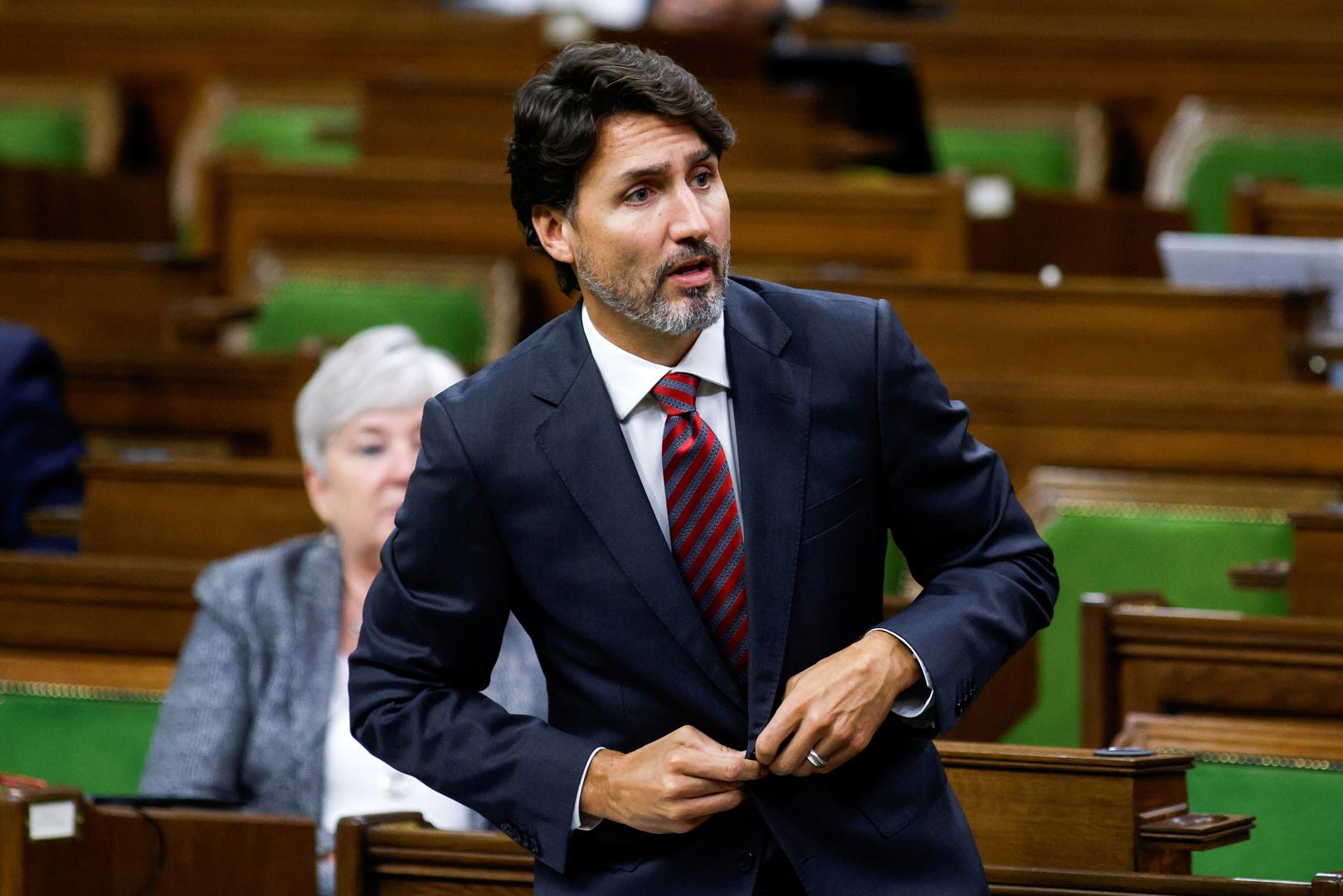 ترودو: كندا لن تذعن لـ