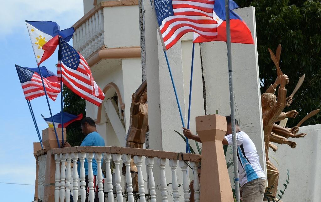 الفلبين تمدد اتفاقا عسكريا مع الولايات المتحدة