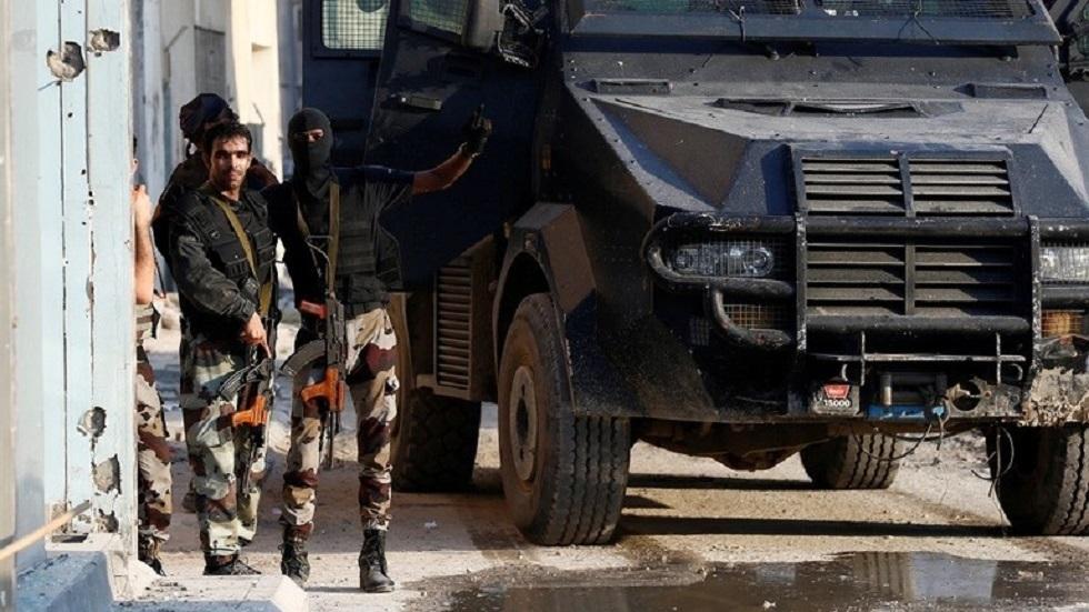 عناصر من قوات الأمن السعودي - أرشيف