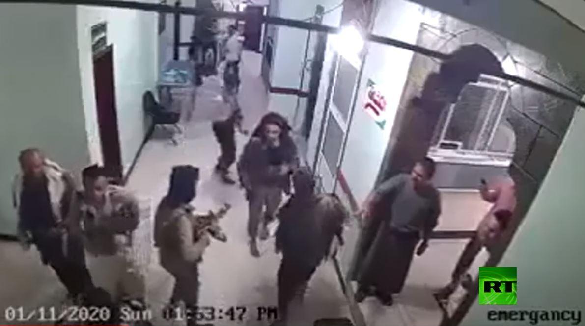 إطلاق نار ورمي قنبلة يدوية داخل مشفى في تعز اليمنية
