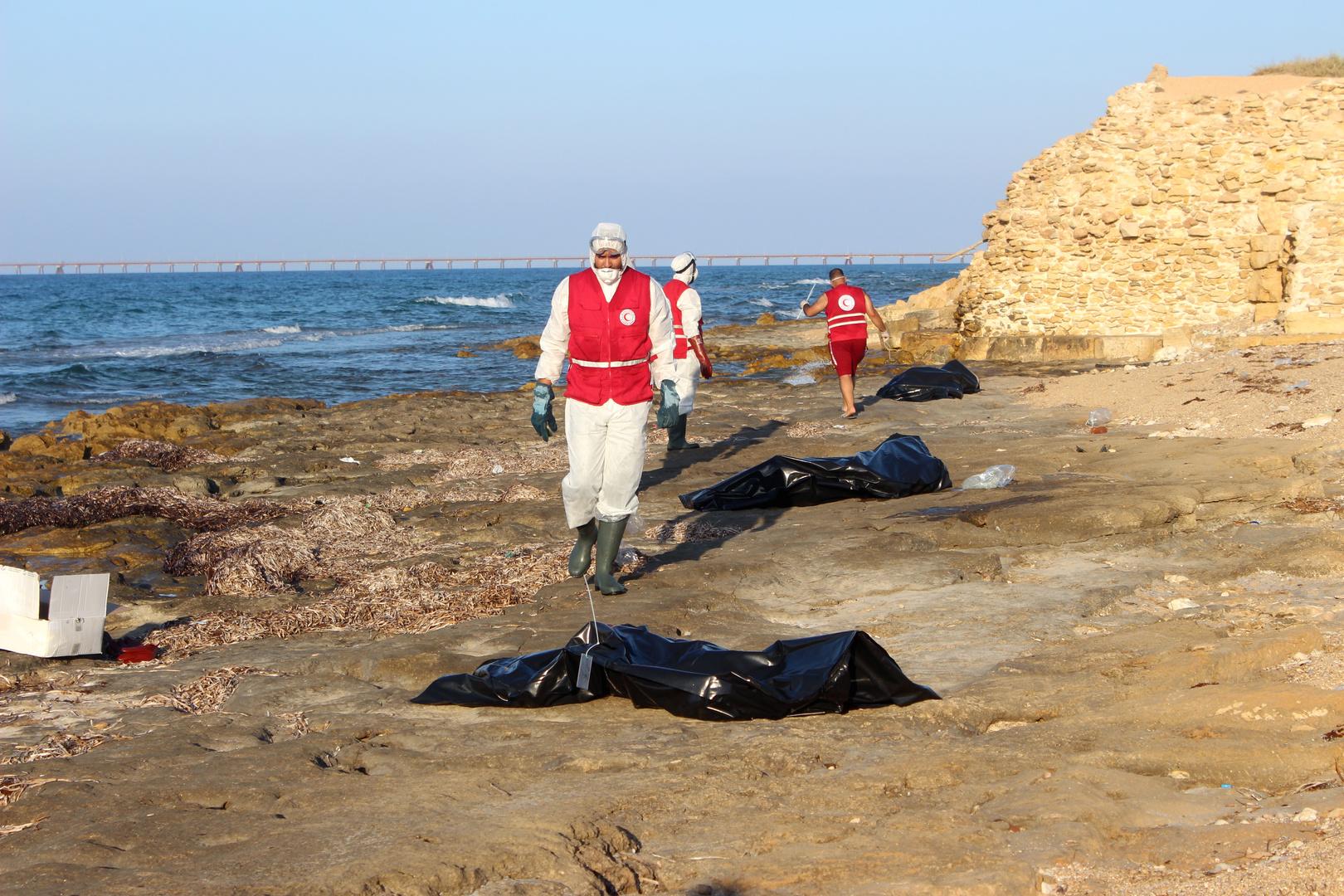 الأمم المتحدة تعلن عن ثاني حادث غرق مهاجرين قبالة ليبيا خلال يومين