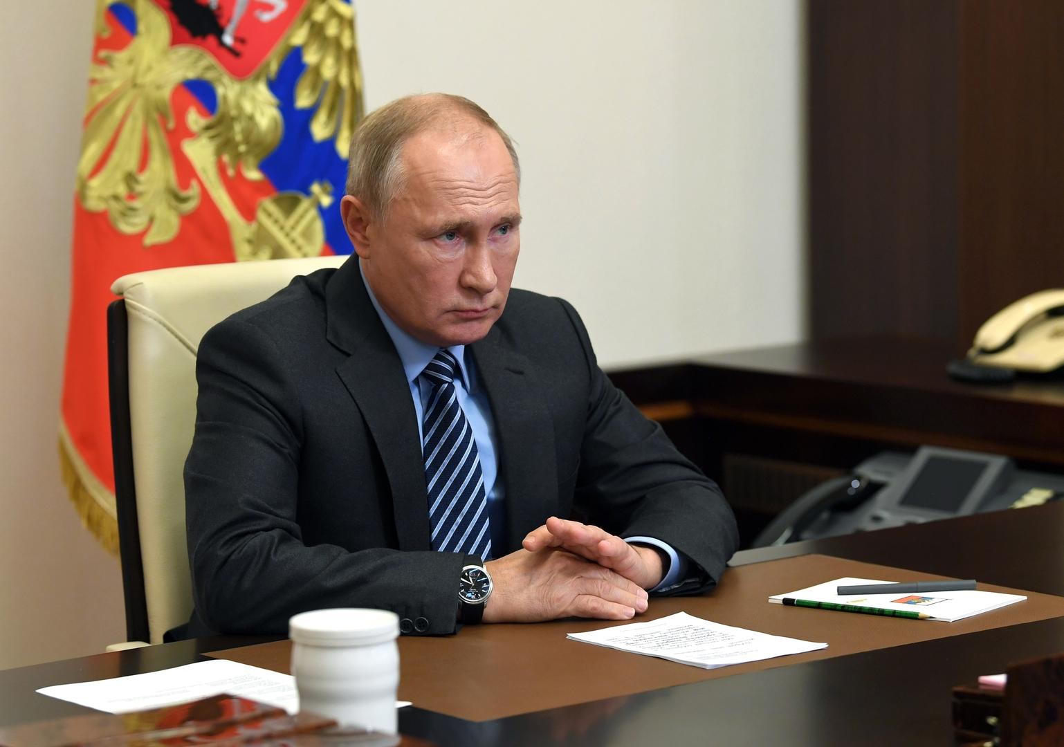 بوتين: وقف الأعمال القتالية في قره باغ بشكل كامل والتصعيد أودى بحياة أكثر من 4000 شخص