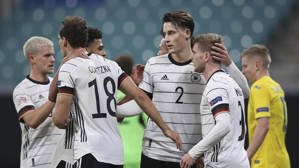 دوري الأمم الأوروبية.. ثنائية فيرنر تمنح ألمانيا الفوز على أوكرانيا (فيديو)