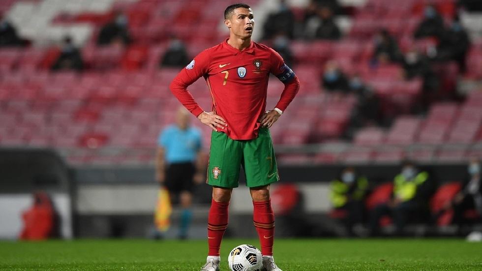 أول تعليق لرونالدو بعد خروج البرتغال من دوري الأمم الأوروبية