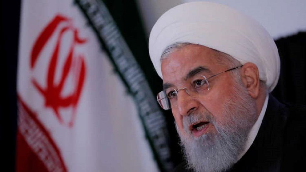 الرئيس الإيراني يعلن التعبئة العامة