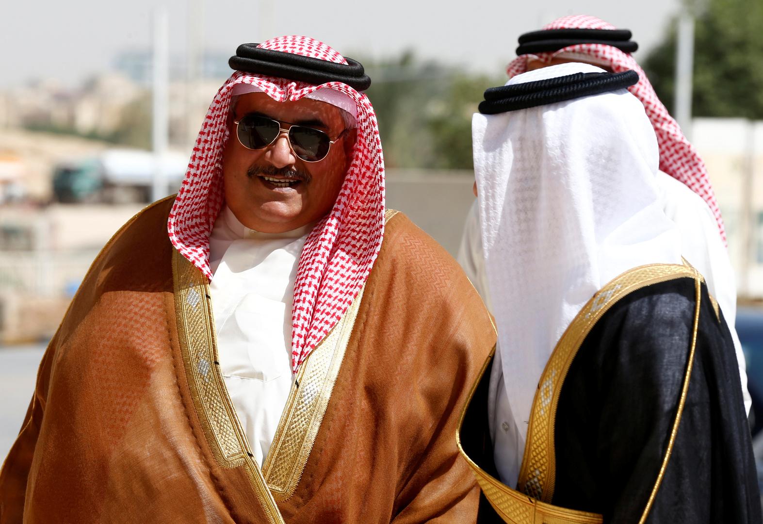 البحرين تعزي بوفاة وزير الخارجية السوري