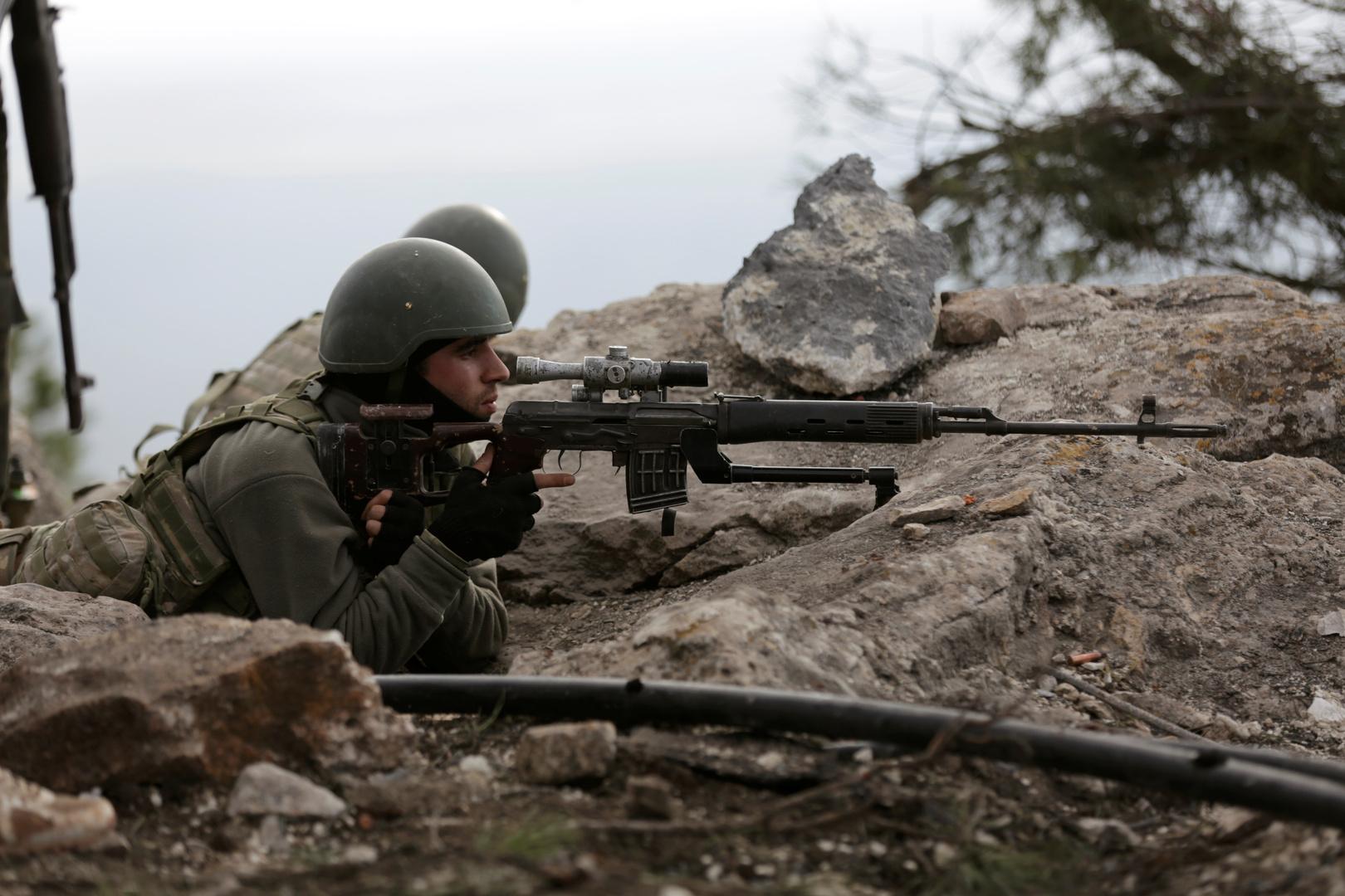 تركيا تعلن عن تصفية 6 مسلحين أكراد شمال سوريا