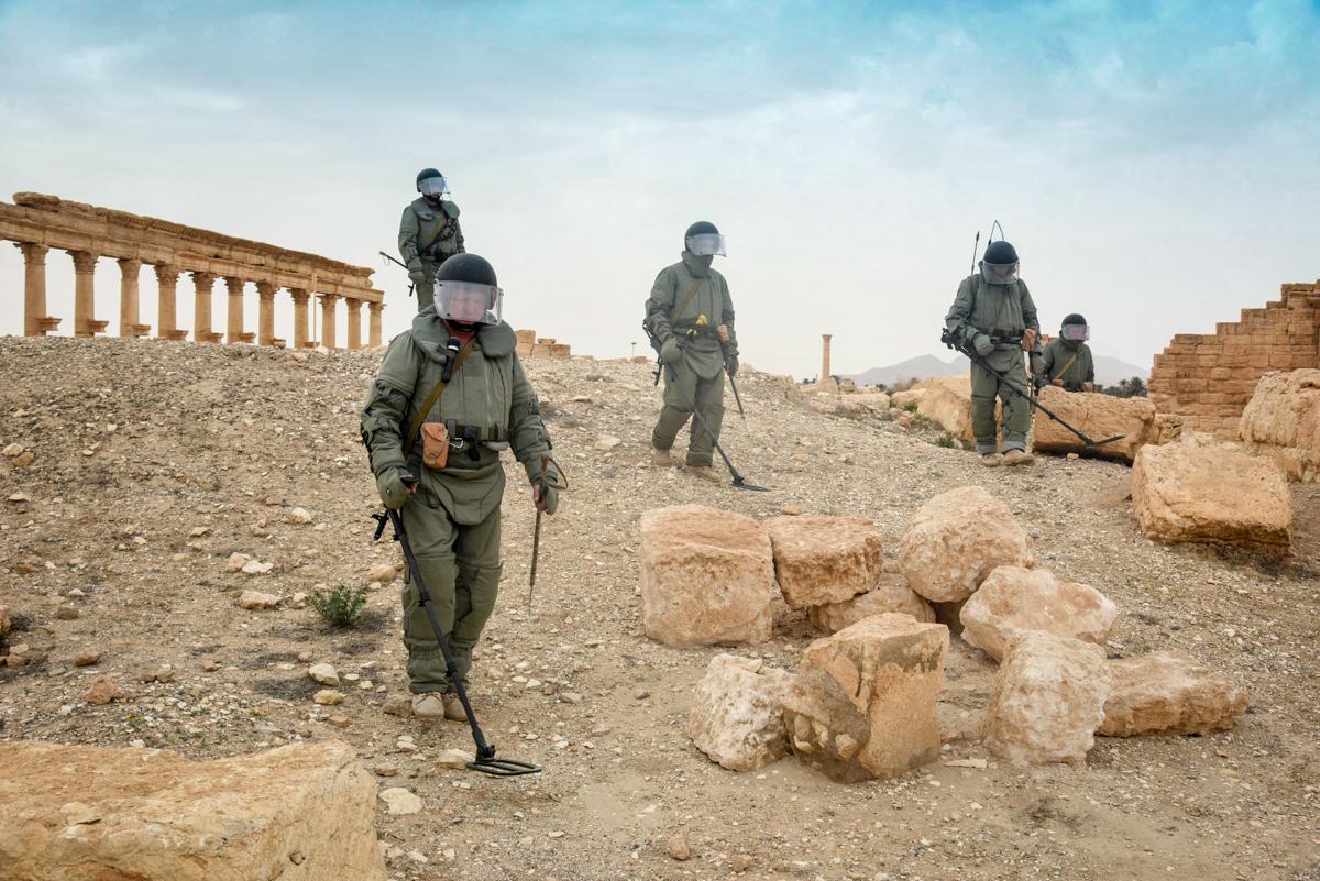 لافروف: على المجتمع الدولي ومنظمة اليونسكو ترميم مواقع التراث العالمي في سوريا