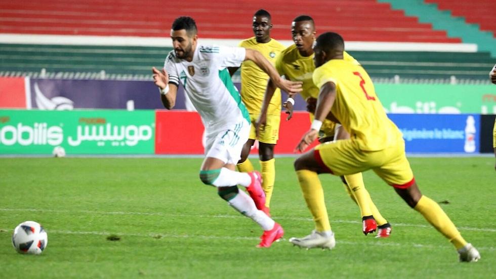 رسميا.. المنتخب الجزائري يتأهل لكأس الأمم الإفريقية (فيديو)