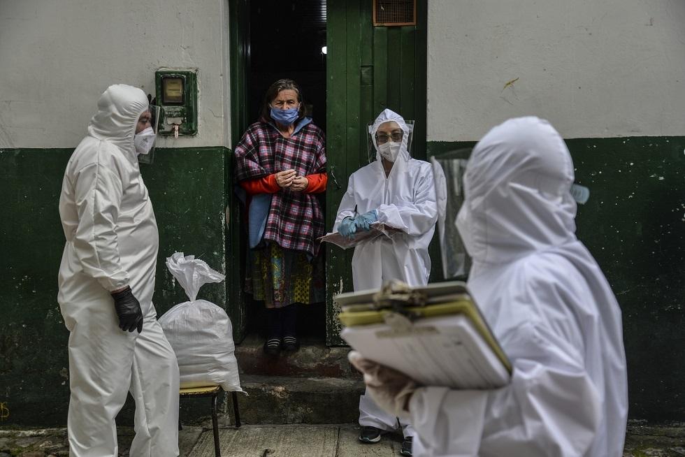 مصر.. 12 وفاة و242 إصابة جديدة بفيروس كورونا