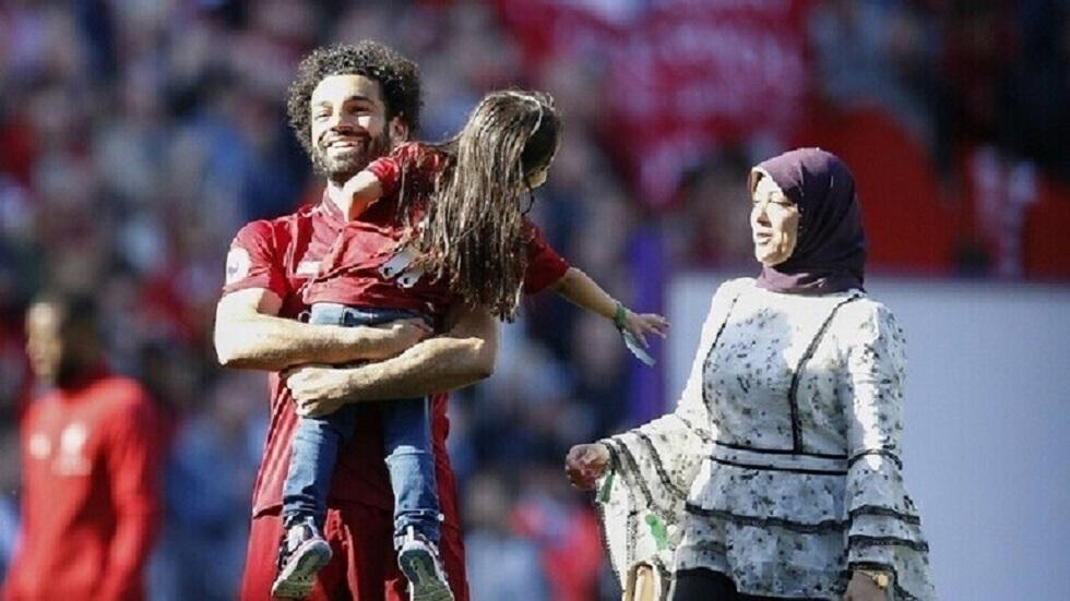إصابة زوجة محمد صلاح بفيروس كورونا