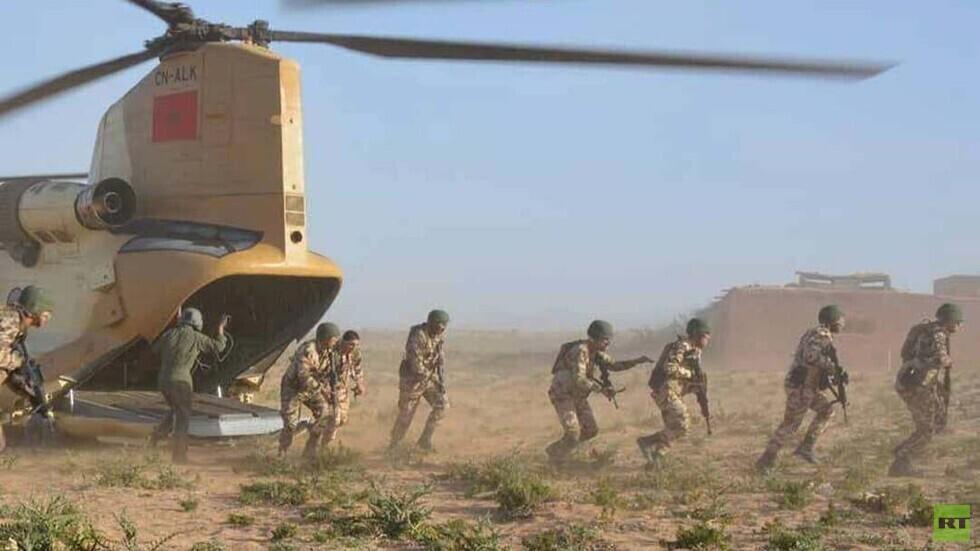 الصحراء الغربية تقف على شفا حرب