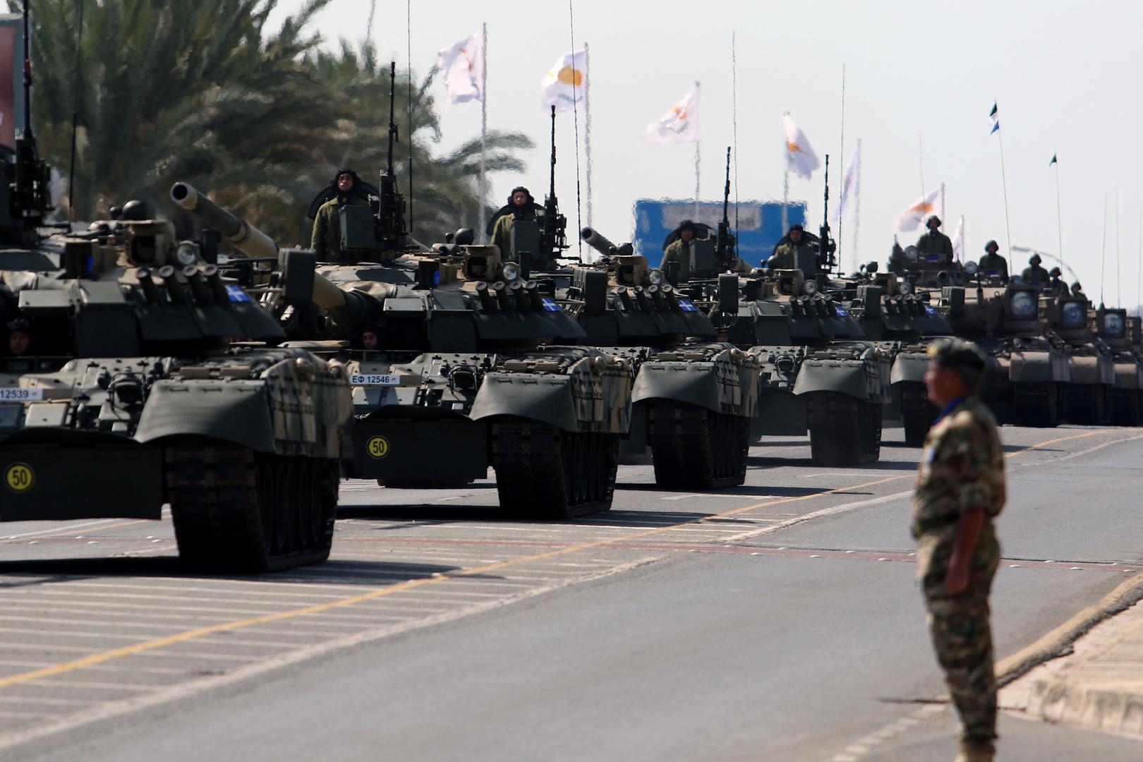 قبرص تعلن انطلاق تمارين عسكرية جوية مشتركة مع إسرائيل تدوم 3 أيام