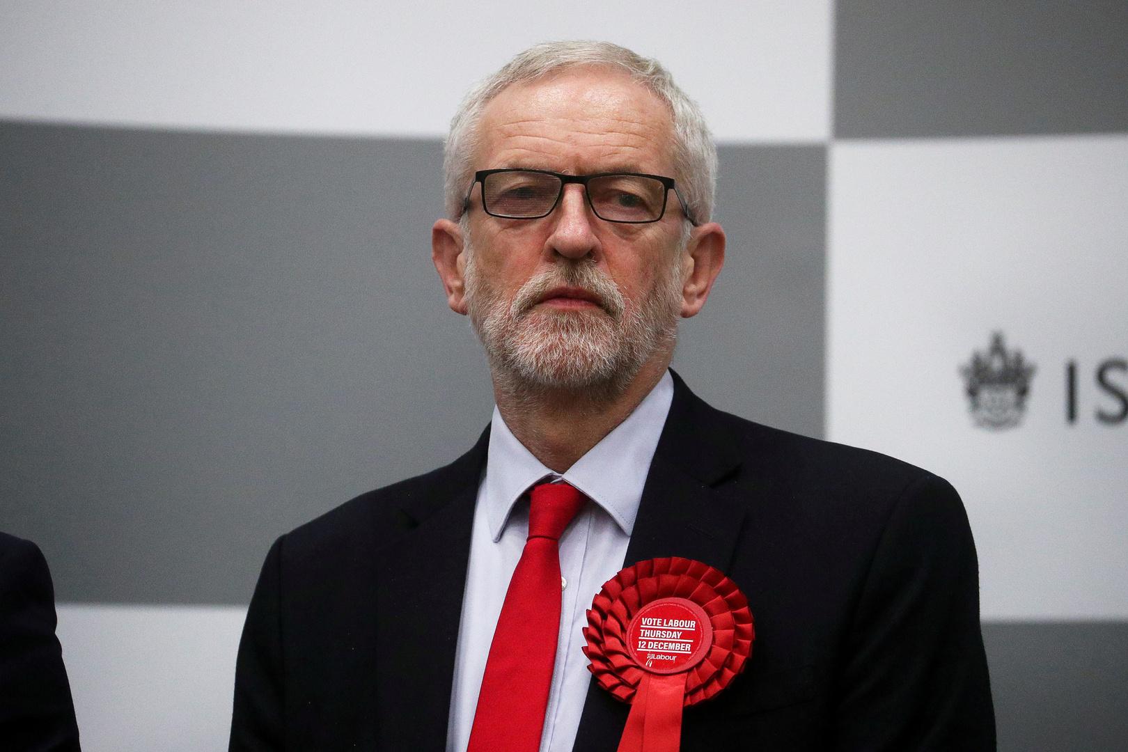 إعادة تفعيل عضوية كوربين في حزب العمال البريطاني بعد تعليقها بسبب اتهامات بمعاداة السامية