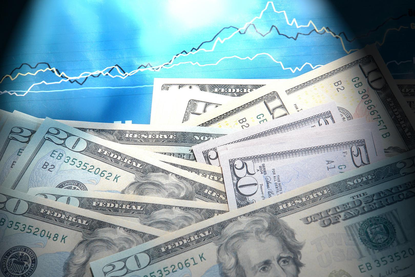 روسيا تزيد من حصتها من السندات الأمريكية إلى 5.96 مليار دولار