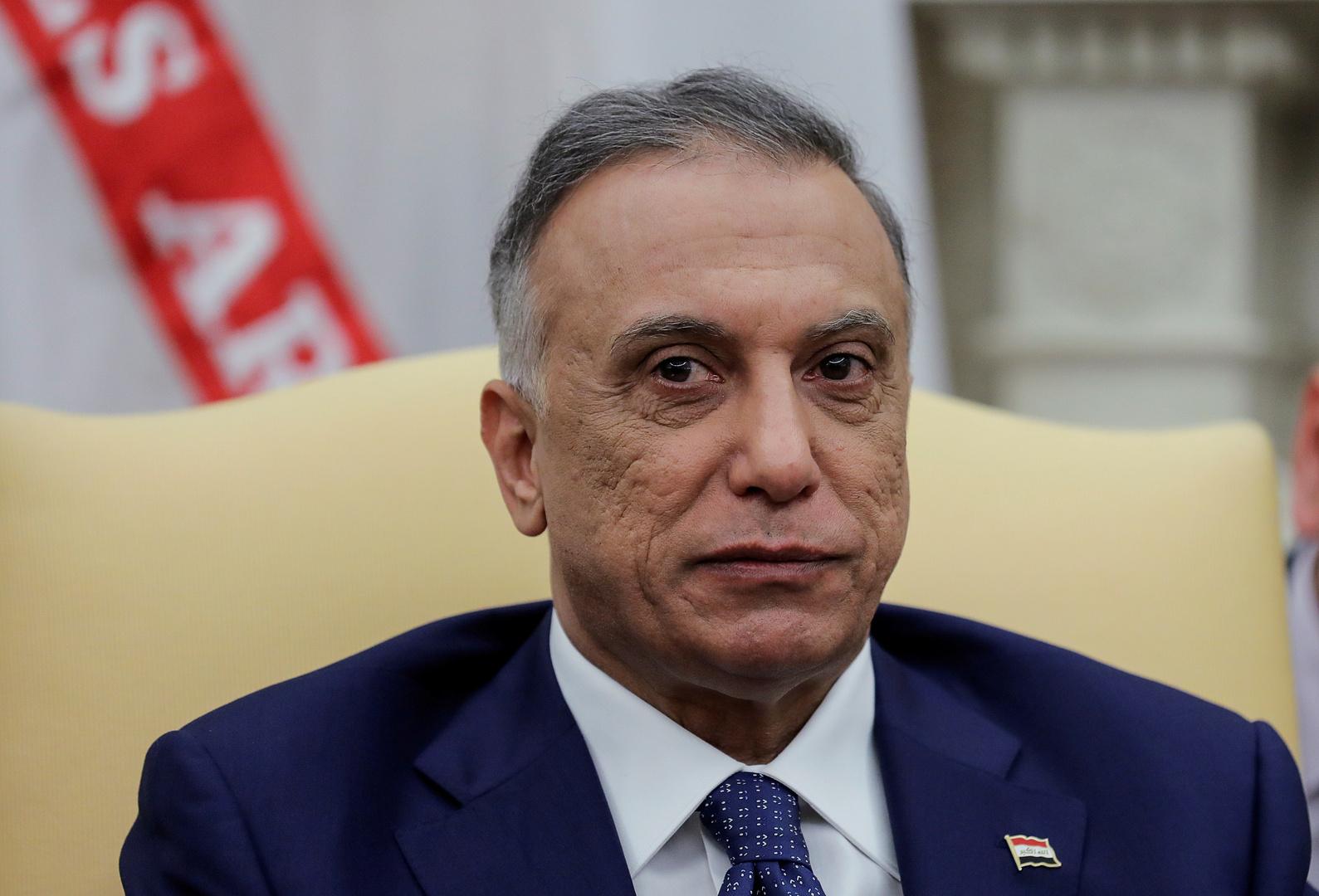 الكاظمي منتقدا معارضيه: هل أصبح الاستثمار السعودي في العراق استعمارا !؟