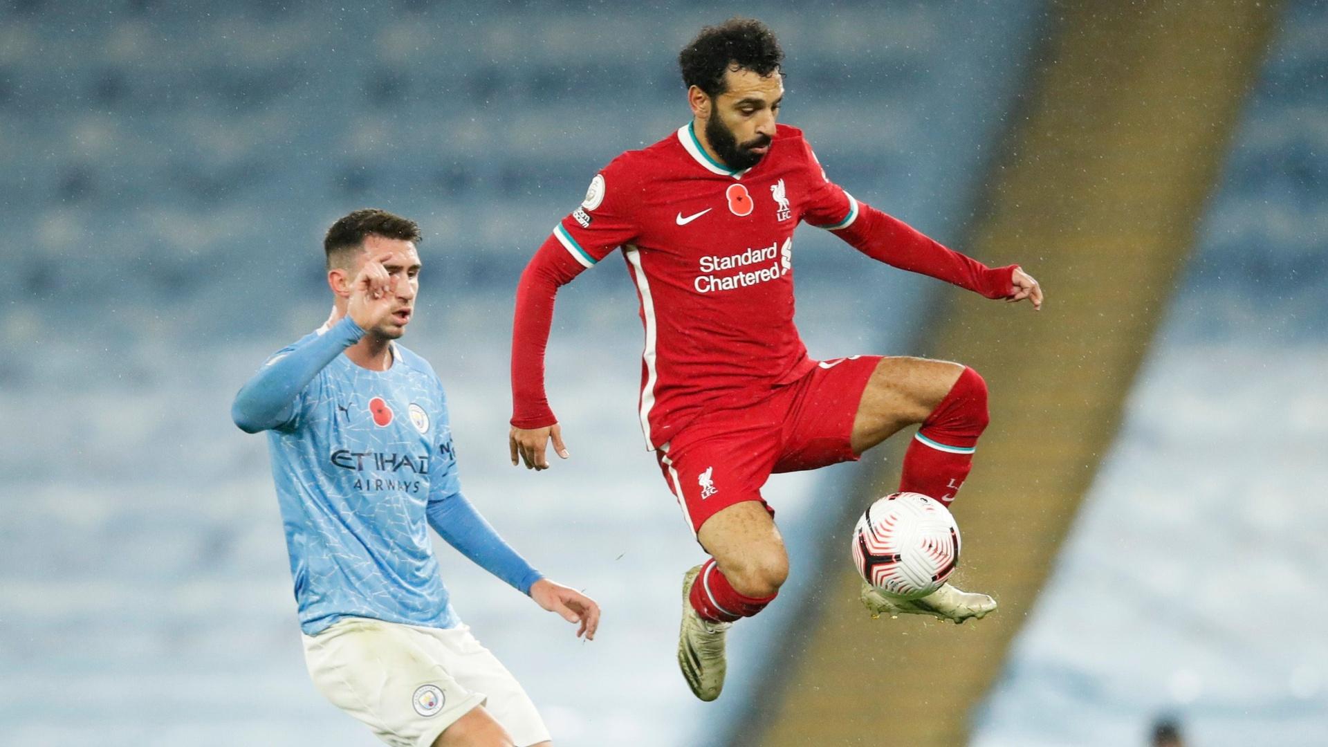 من بينهم محمد صلاح.. غياب 100 لاعب عن الجولة التاسعة من الدوري الإنجليزي