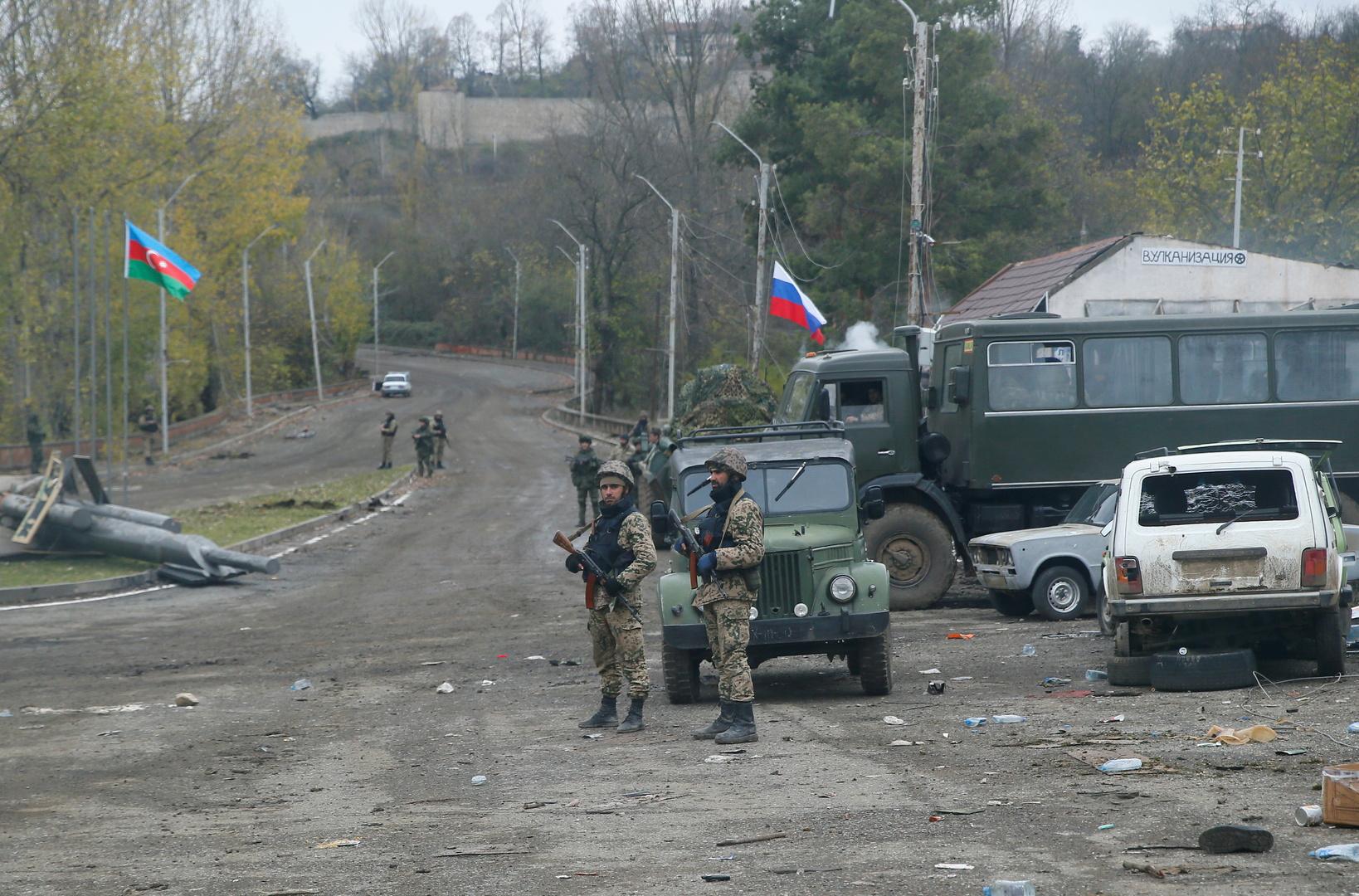 موسكو: الجانبان الأرمني والأذربيجاني تبادلا 385 جثة في قره باغ