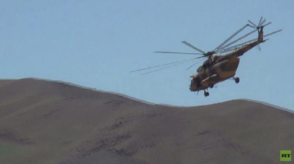 الحكومة الأفغانية تعلن استعدادها الكامل لتولي مسؤولية الأمن بعد انسحاب القوات الأمريكية