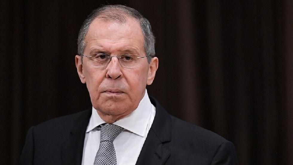لافروف: التسوية السورية ماضية قدما رغم الوباء