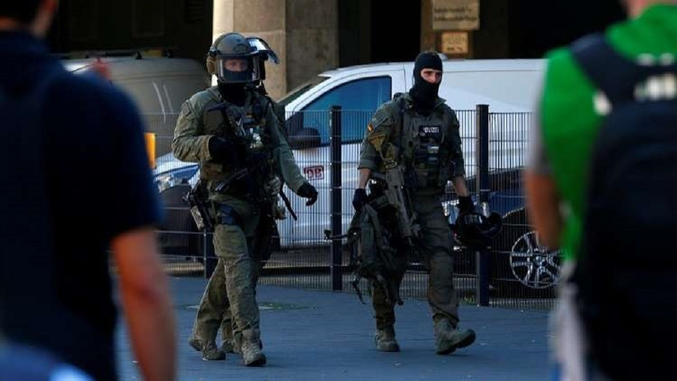 قوات الأمن الألماني - أرشيف