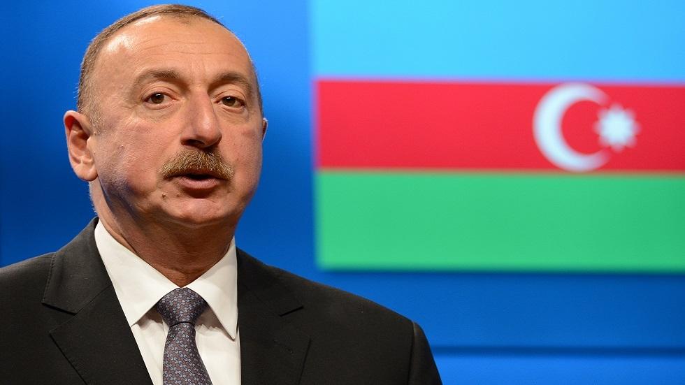 الرئيس الأذربيجاني: أعزائي سكان أغدام لم تعودوا لاجئين