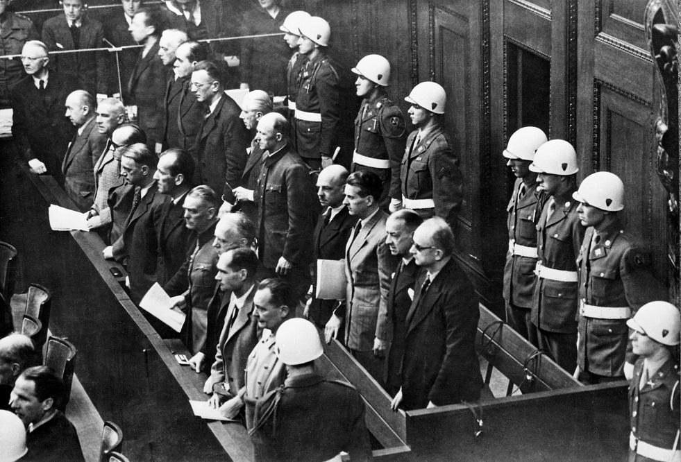 محاكمات نورنبرغ