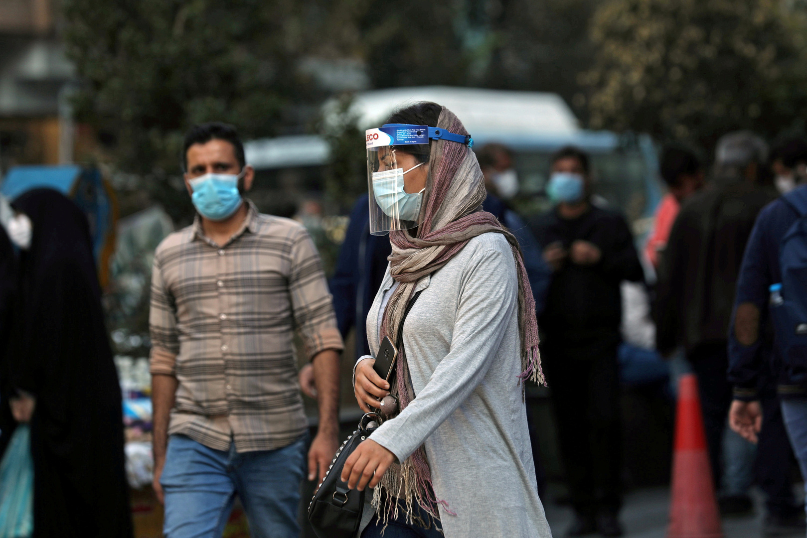 إيران: تسجيل 13260 إصابة جديدة بكورونا و479 وفاة