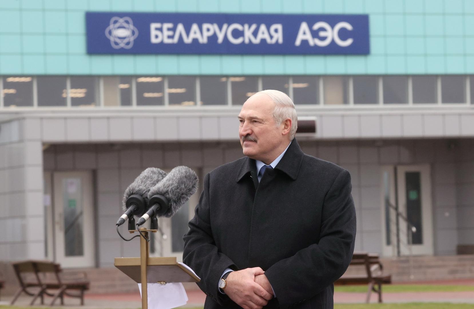 لوكاشينكو: اكتشفنا مع الروس مركزين للاستخبارات الأمريكية في أوكرانيا وبولندا
