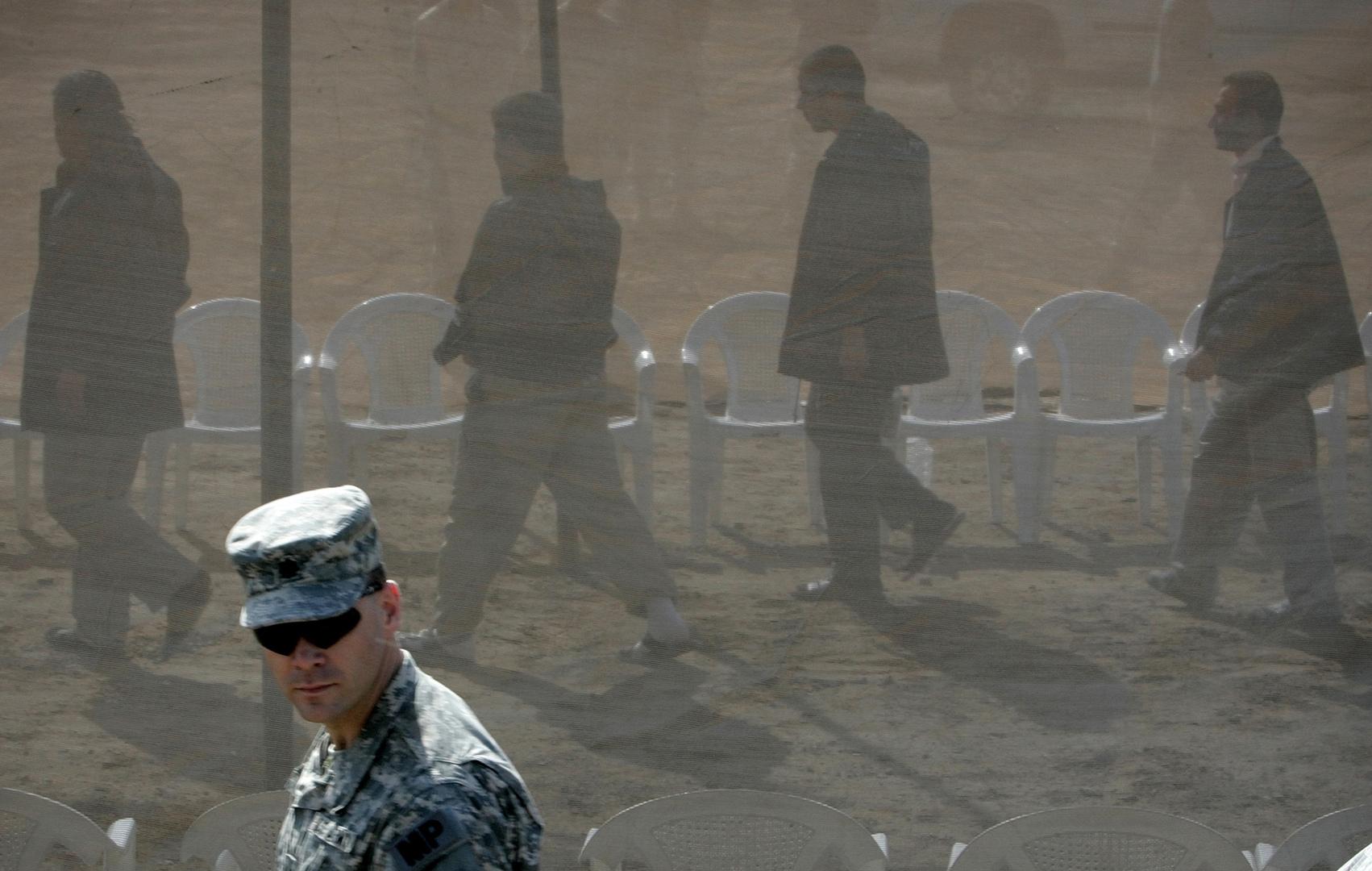سجن بوكا في العراق