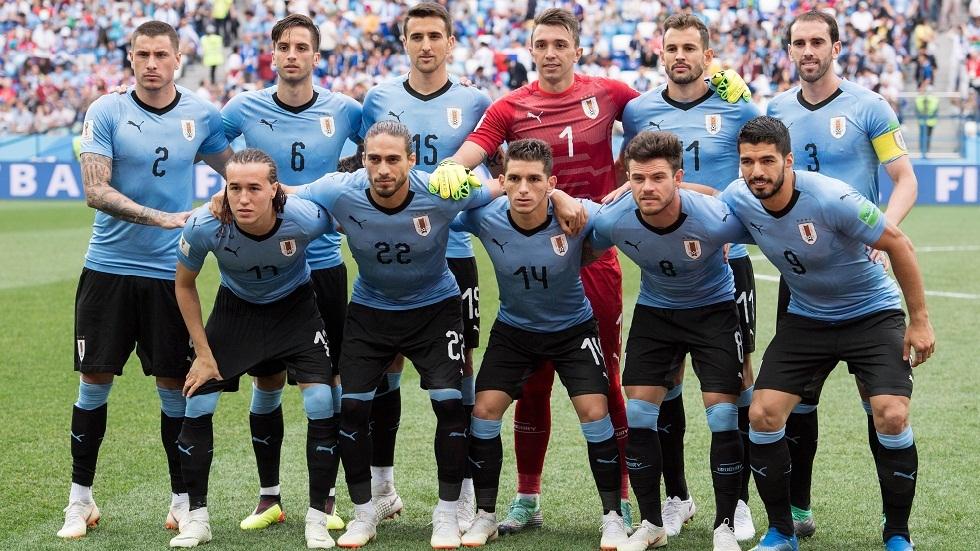 ارتفاع إصابات كورونا في صفوف المنتخب الأوروغوياني إلى 16