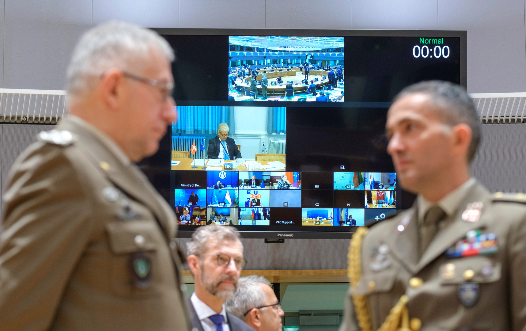 لأول مرة.. استخبارات الاتحاد الأوروبي تعد تقريرا حول التهديدات المشتركة